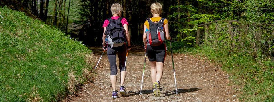 Magnalonga nordic walking